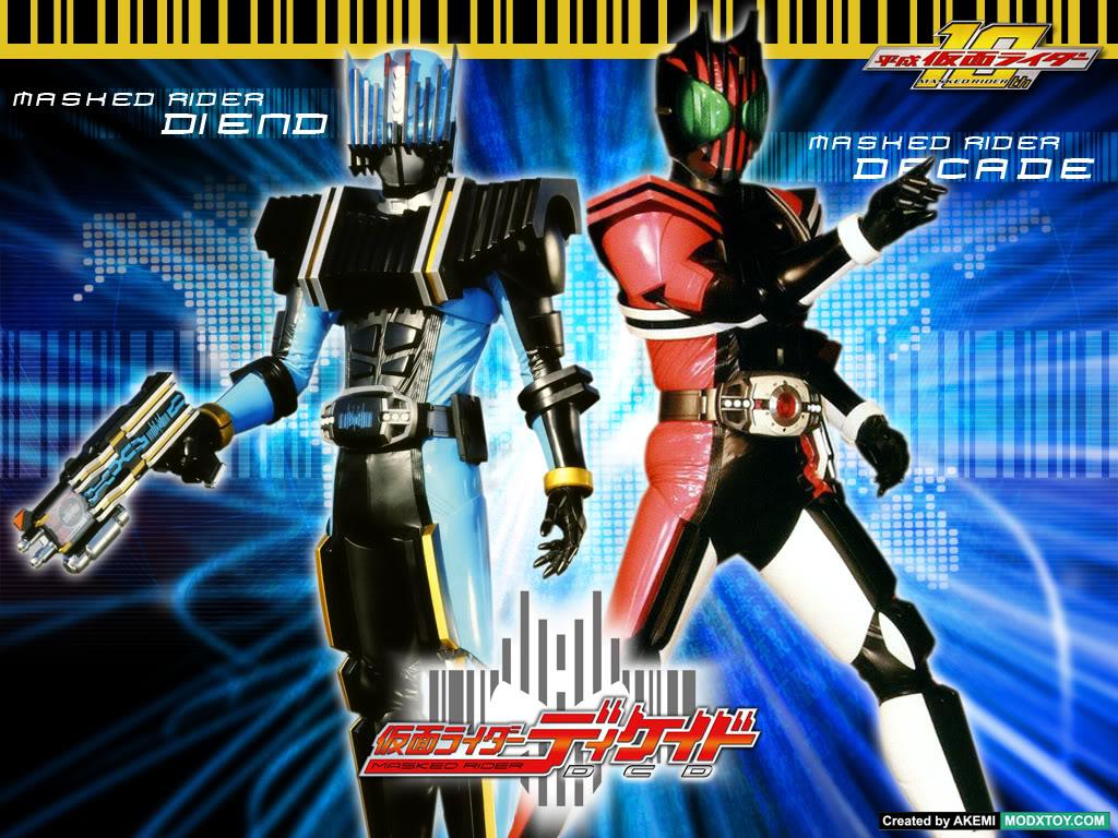 Kamen Rider DCD ~TOKUSASTSU SERIES (download)~ | Dody ...